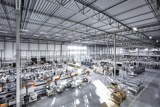 Zalando ouvre un centre de distribution automatisé pour les pays nordiques 5dfa572f384